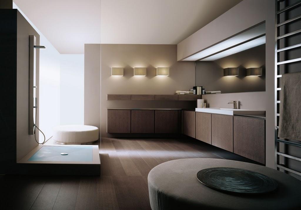 Decorar interiores dise o de ba os con estilo de itaca for Muebles de bano de lujo