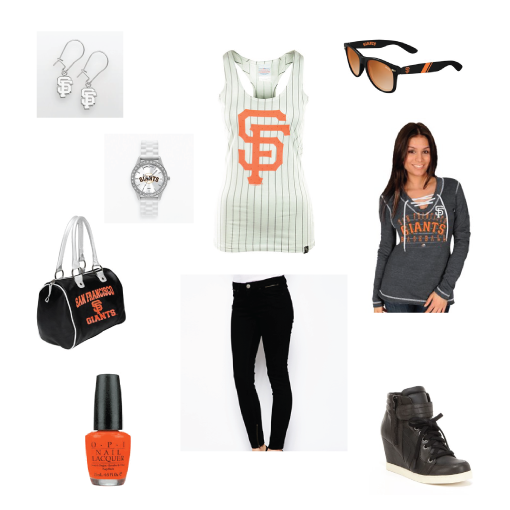 Giants outfit