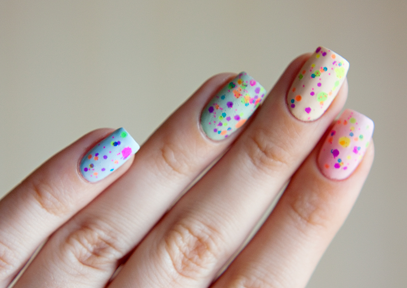 Lush Lacquer Clowning Around