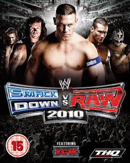 Download Free WWE 2010 PC Game Crack