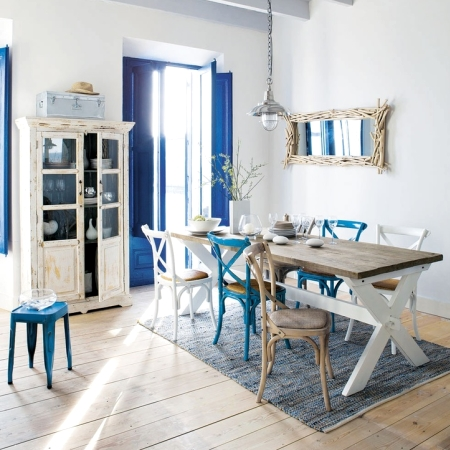 French style sea decor from maison du monde completely coastal for Maison du monde