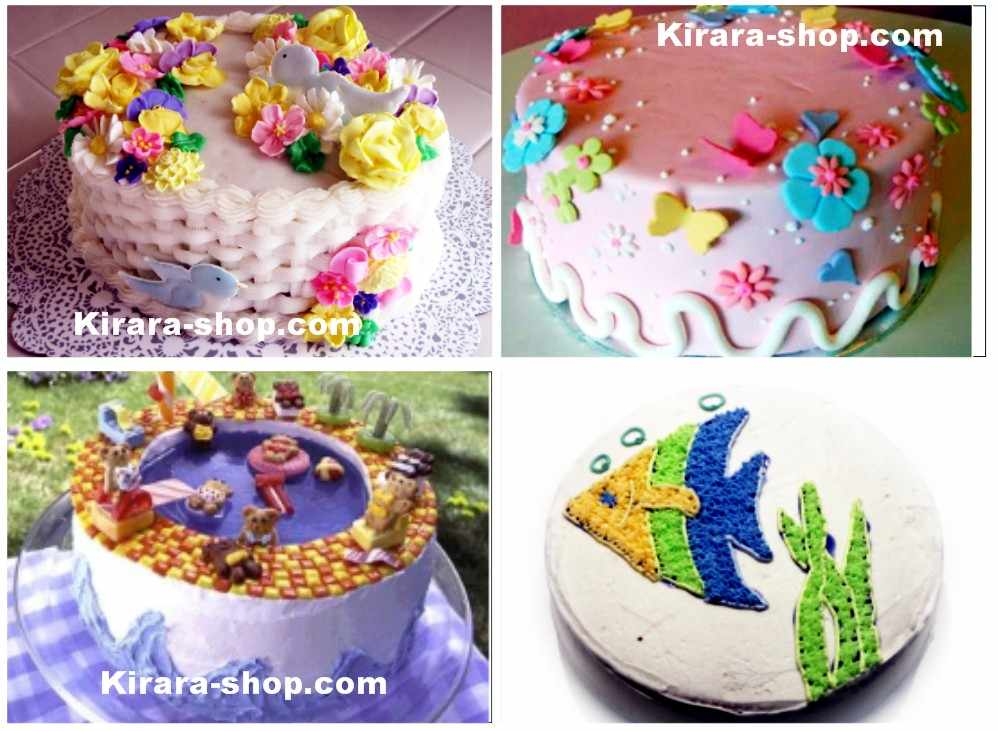 ... - Video panduan tehnik menghias Cupcake dan Aneka Macam jenis Kue