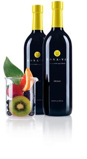 Nuevas patentes MONA VIE: antioxidantes frutales con baya de Acai