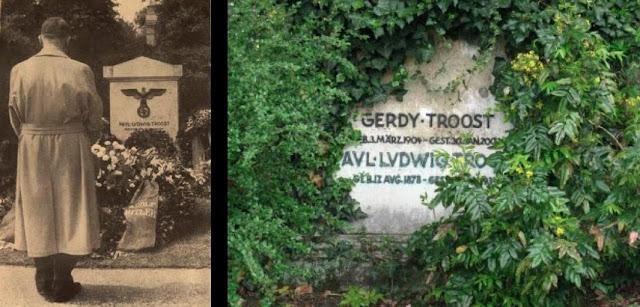"""Paul Ludwig Troost (* 17. August 1878 in Elberfeld; † 21. Januar 1934 in München) war ein deutscher Architekt. Unter anderem errichtete er ab 1933 den """"Führerbau"""" am Königsplatz in München und war verantwortlich für den Umbau des """"Braunen Hauses"""" in München.  Inhaltsverzeichnis      1 Leben     2 Bauten (Auswahl)     3 Literatur     4 Weblinks     5 Einzelnachweise  Leben  Troost studierte an der Technischen Hochschule Darmstadt Architektur, wo er unter anderem Schüler von Prof. Karl Hofmann war; nach dem Studium arbeitete er zunächst bei dessen Bruder, dem Konsistorialbaumeister Ludwig Hofmann und ab ca. 1900 als Bürochef bei Martin Dülfer in München. Ab 1904 (nach anderen Quellen: 1906) arbeitete er als selbstständiger Architekt in München. Troost war zudem Mitglied im Deutschen Werkbund. Zwischen 1912 und 1930 richtete er etliche Transatlantik-Schnelldampfer für den Norddeutschen Lloyd ein, eine Zusammenarbeit, die auf die Kooperation der Reederei mit dem Deutschen Werkbund zurückzuführen war.[1] Er war wesentlich an der Innengestaltung von Schloss Cecilienhof in Potsdam beteiligt.  Elsa und Hugo Bruckmann waren es, die im Herbst 1930 den privaten Kontakt zwischen Troost und Adolf Hitler vermittelten.[2][3] Troost war vor Albert Speer der Lieblingsarchitekt Hitlers, für den er ab 1933 die """"Führerwohnung"""" in der alten Reichskanzlei in Berlin umbaute. Dabei griff Troost vielfach auf Stilelemente und Motive seiner Dampfereinrichtungen und eines monumentalisierten Art Déco zurück.  Troost war zusammen mit dem ebenfalls 1934 verstorbenen Ludwig Ruff weit mehr als Albert Speer stilbildend für die Architektursprache des """"Dritten Reichs"""". Sein bekanntestes Bauwerk ist das erst postum fertiggestellte """"Haus der Deutschen Kunst"""" (heute """"Haus der Kunst"""") in München, das Veranstaltungsort der Großen Deutschen Kunstausstellung war.  Postum wurde Troost mit dem 1937 gestifteten Deutschen Nationalpreis für Kunst und Wissenschaft geehrt. Seine Witwe Gerdy Troost hatte weiterhin g"""
