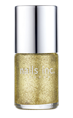 Nails Inc Chelsea Embankment | Spring Nail Colors | Sassy Shortcake | blog.sassyshortcake.com