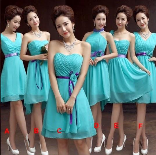 purple long dress online malaysia
