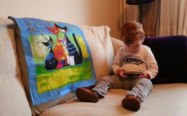 Bir Annenin Blogu - Tabletle Büyüyen Çocuk