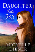 Daughter of the Sky by Michelle Diener