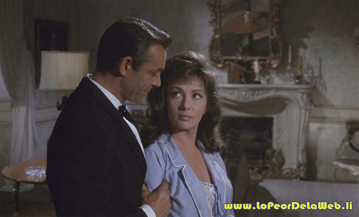 La Mujer de Paja (1964 / Gina Lollobrigida / Sean Connery)