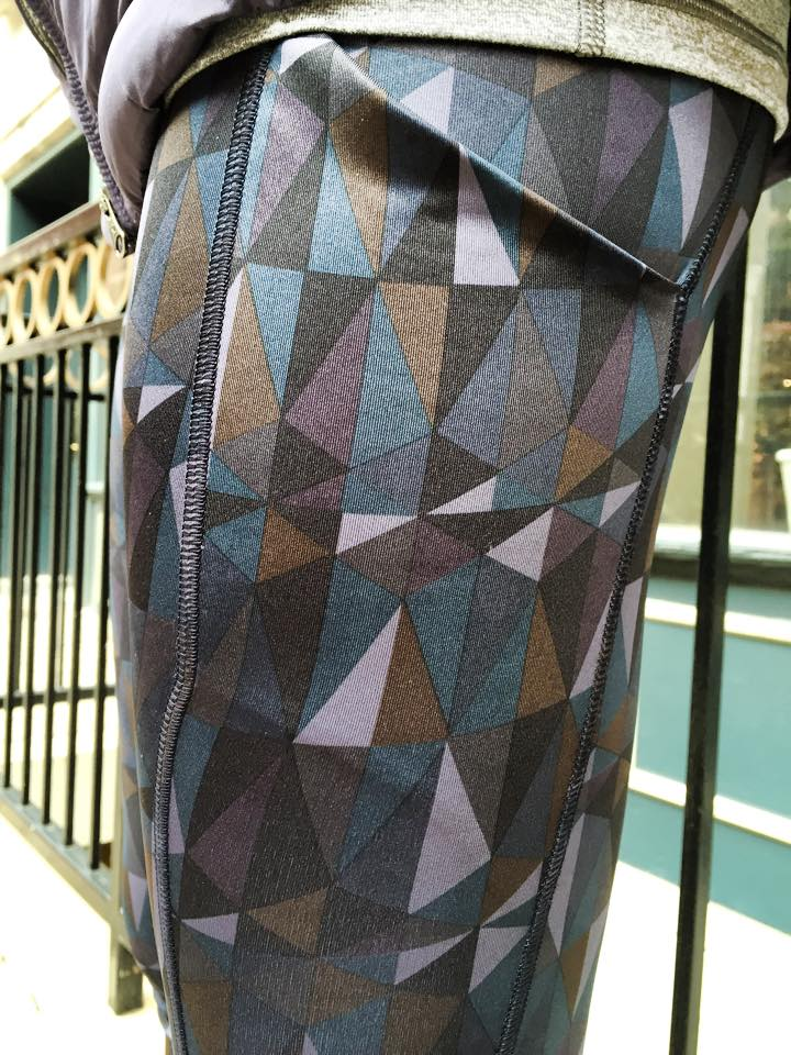 lululemon stained glass love speed tight