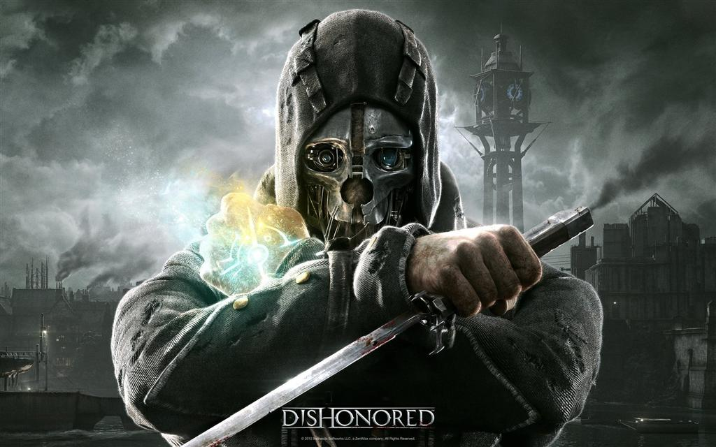 Dishonored HD & Widescreen Wallpaper 0.774110342839356