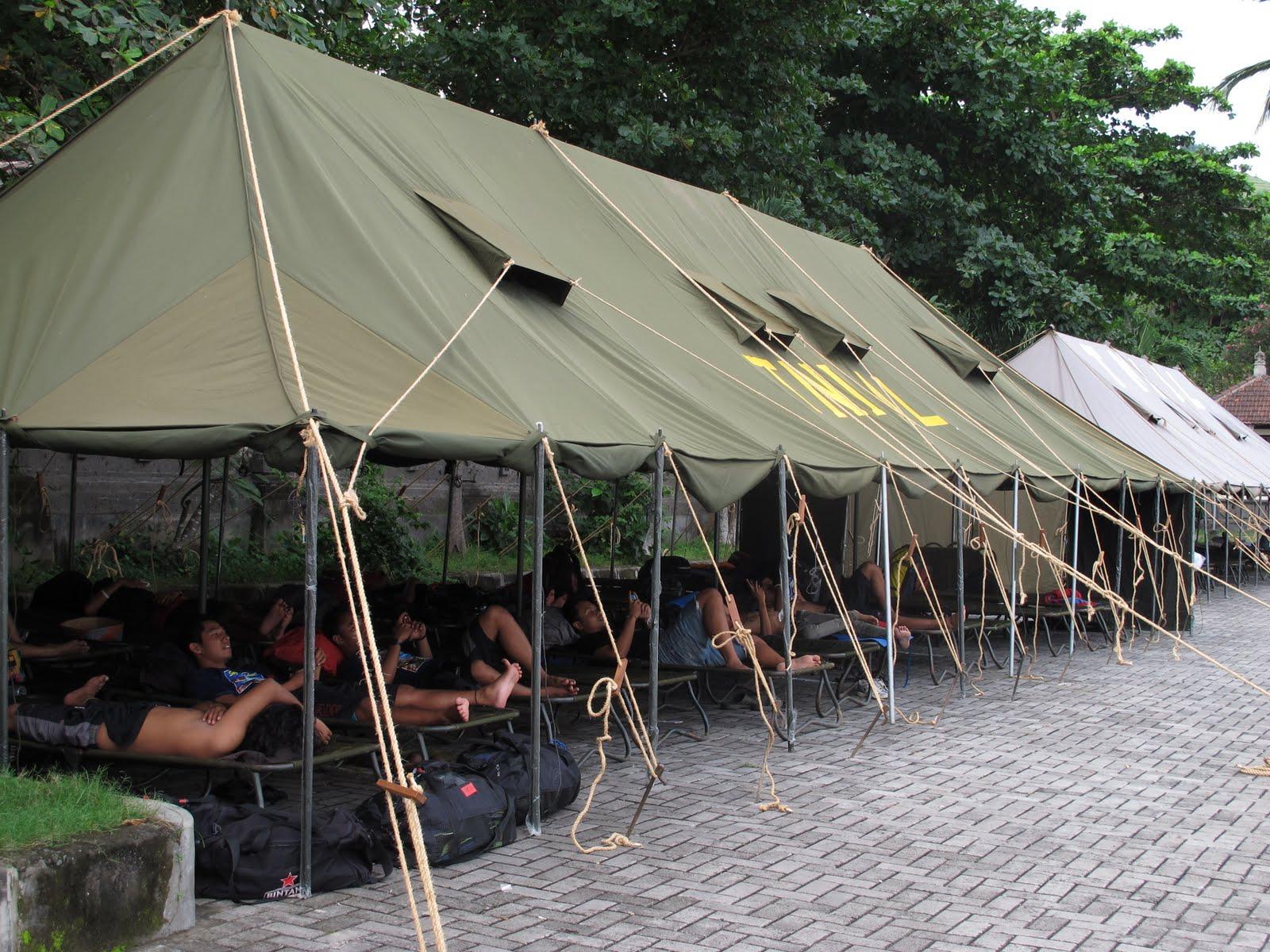 Tenda Peleton, Tenda Tentara, Harga Tenda Peleton