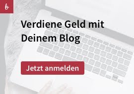 Tipp für Blogger