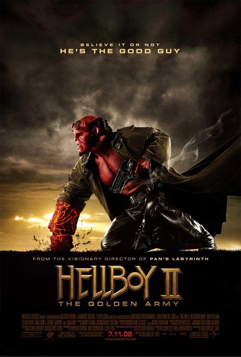 Hellboy II: The Golden Army TamilDubbed Online
