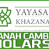 Khazanah Cambridge Scholarship (Undergraduate) 2014
