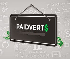 Paidverts registration