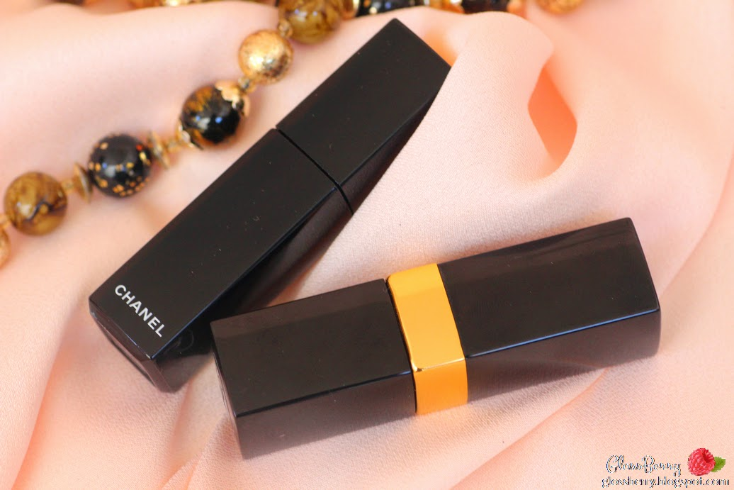 chanel rouge coco 05 mademoiselle swatches review שאנל שפתון ליפסטיק מאדמואזל סקירה סווטץ' rouge allure laque 78 phoenix שפתון נוזלי שאנל chanel review swatch סקירה