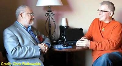 Chris Rutkowskis & Stanton Friedman