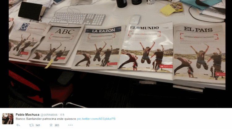santander toda la prensa publicidad periodicos