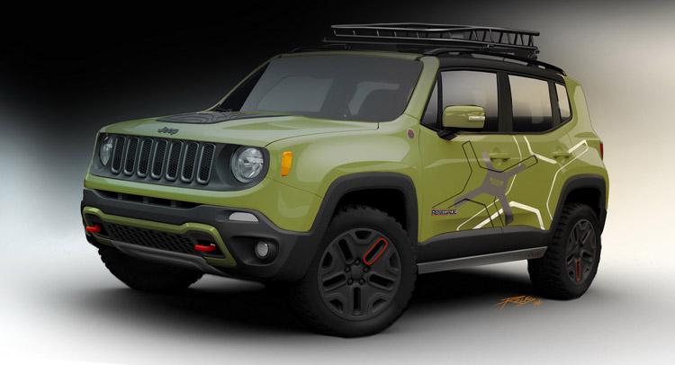 Jeep Renegade Models >> Mopar Preps A Pair Of Jeep Renegade Concepts For Naias