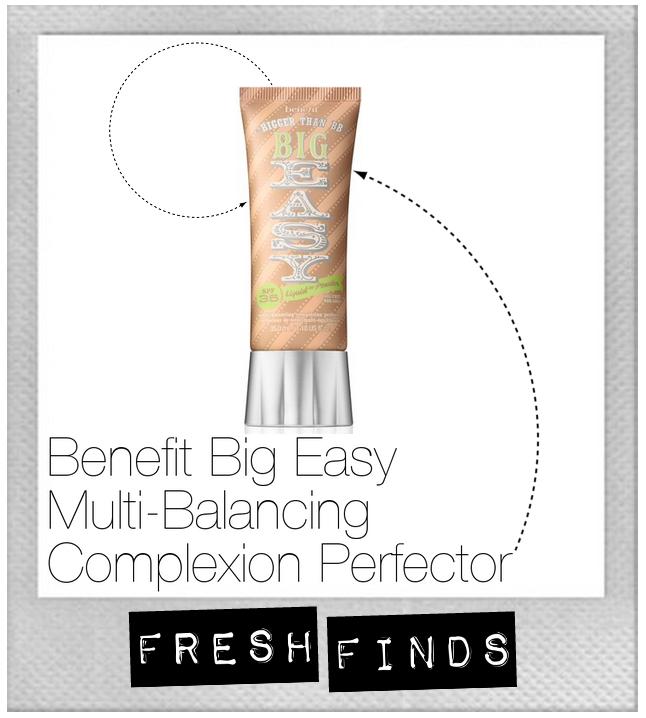 beauty, Benefit, Benefit Cosmetics, Big Easy, BB Cream, Sephora, oily skin, fair skin, light skin, pale skin, texture, thickness, liquid-to-powder, powder, cakey
