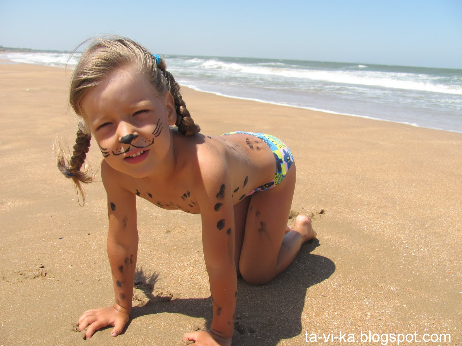 Нудисты Бодиарт  Body Art Nudists Enaturenet
