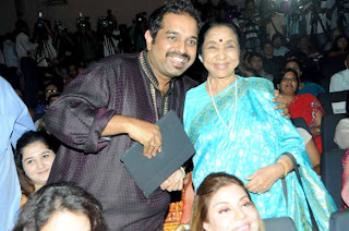 Celbs at Asha Bhosle's 80 glorious years' celebrations