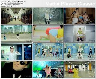 Psy – Gangnam Style (Full HD 2012) Free Download Watch Online