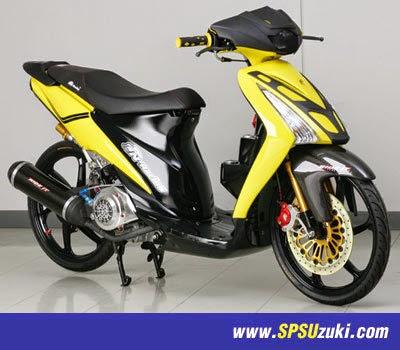 Suzuki Spin