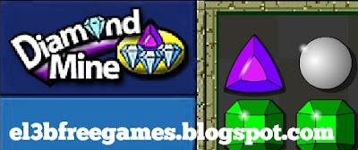 لعبة تجميع الماس