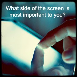 screens or people