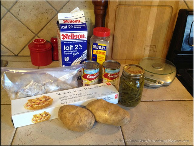 turkey bake ingredients