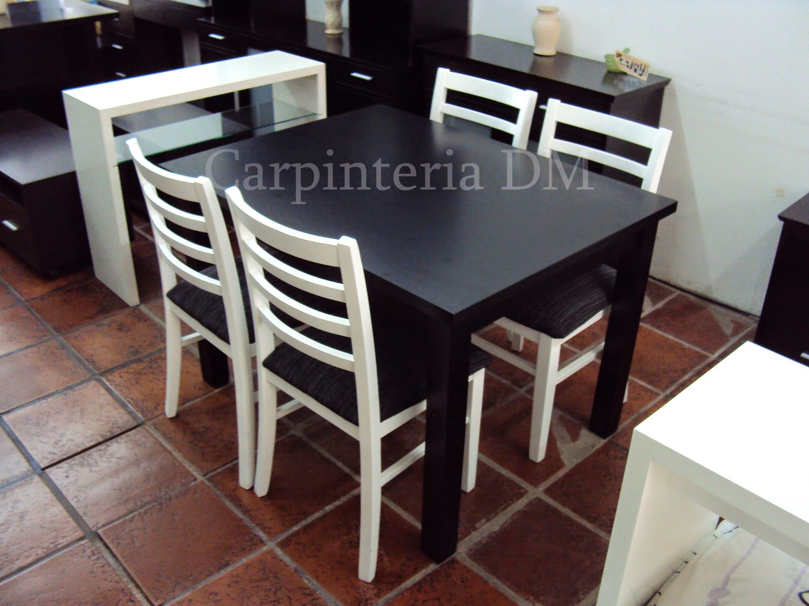 mesas comedor capinteriadm dise os. Black Bedroom Furniture Sets. Home Design Ideas