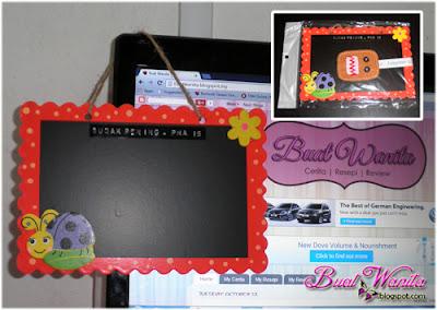 Small Gift Untuk Pengomen Top 5 Dua Tahun Lepas. Hadiah Untuk Top Komentator / Kaki Komen / Pengomen Tegar.