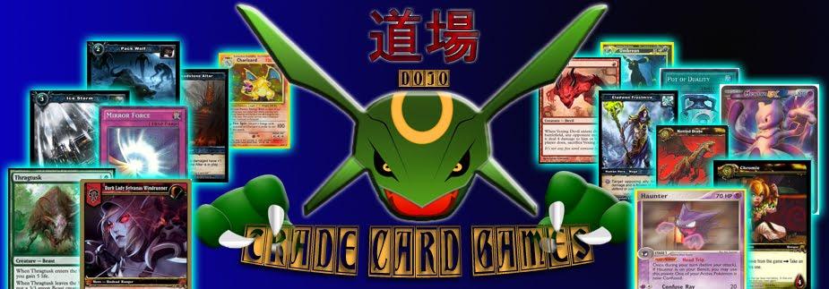道場 - Dojo Trade Card Games