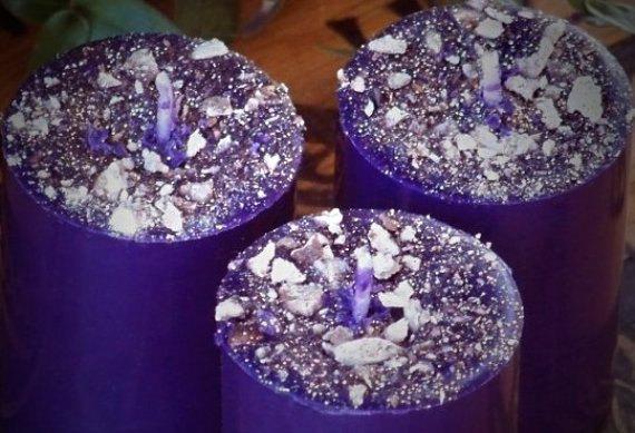 Il significato delle candele viola parola di fata incantesimo di strega - Significato delle tavole di rorschach ...