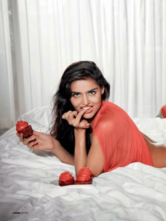 Nathalia Kaur Maxim Magazine Issue