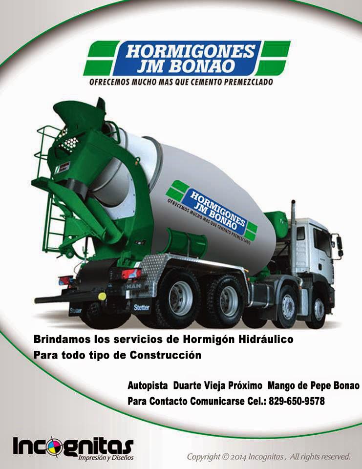 Hormigones JM Bonao
