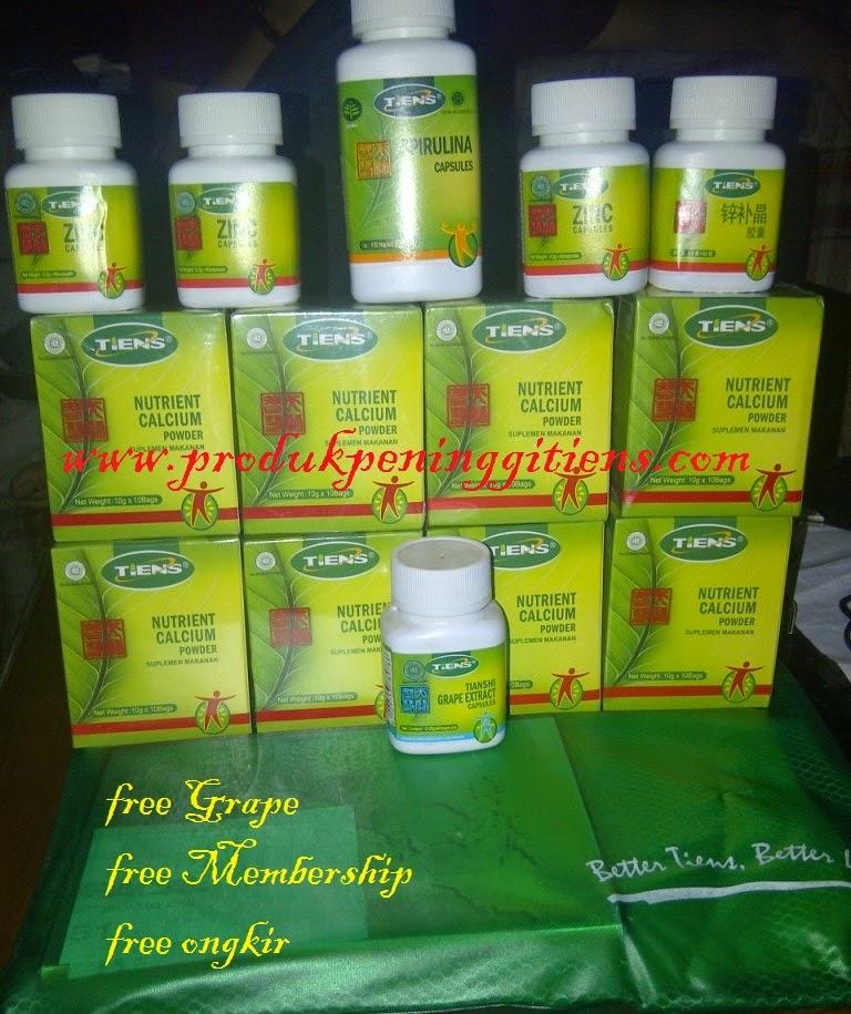 Peninggi Badan Tiens,NHCP,Obat Tinggi badan alami