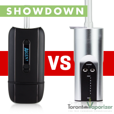 DaVinci Ascent vs Arizer Solo Vaporizer, Vape SHOWDOWN