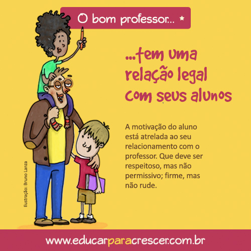 Fabuloso Frases de Motivação para Professores. - Aprender e Brincar RJ97