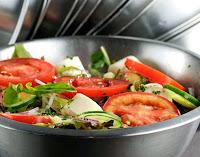 Salada de Baciada (vegana)