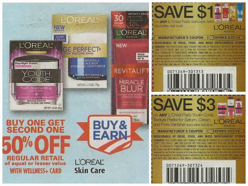 Living and Loving Makeup: Drugstore Deals: February 9-15, 2014