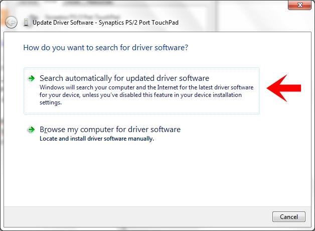 Cara Mengatasi Scroll Touchpad Laptop Rusak