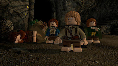 LEGO Lord of the Rings-RELOADED Version