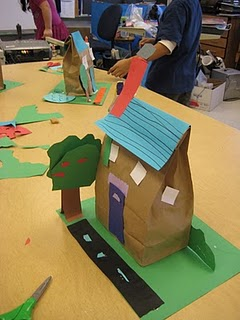 Therapeutic Interventions Paper Bag House