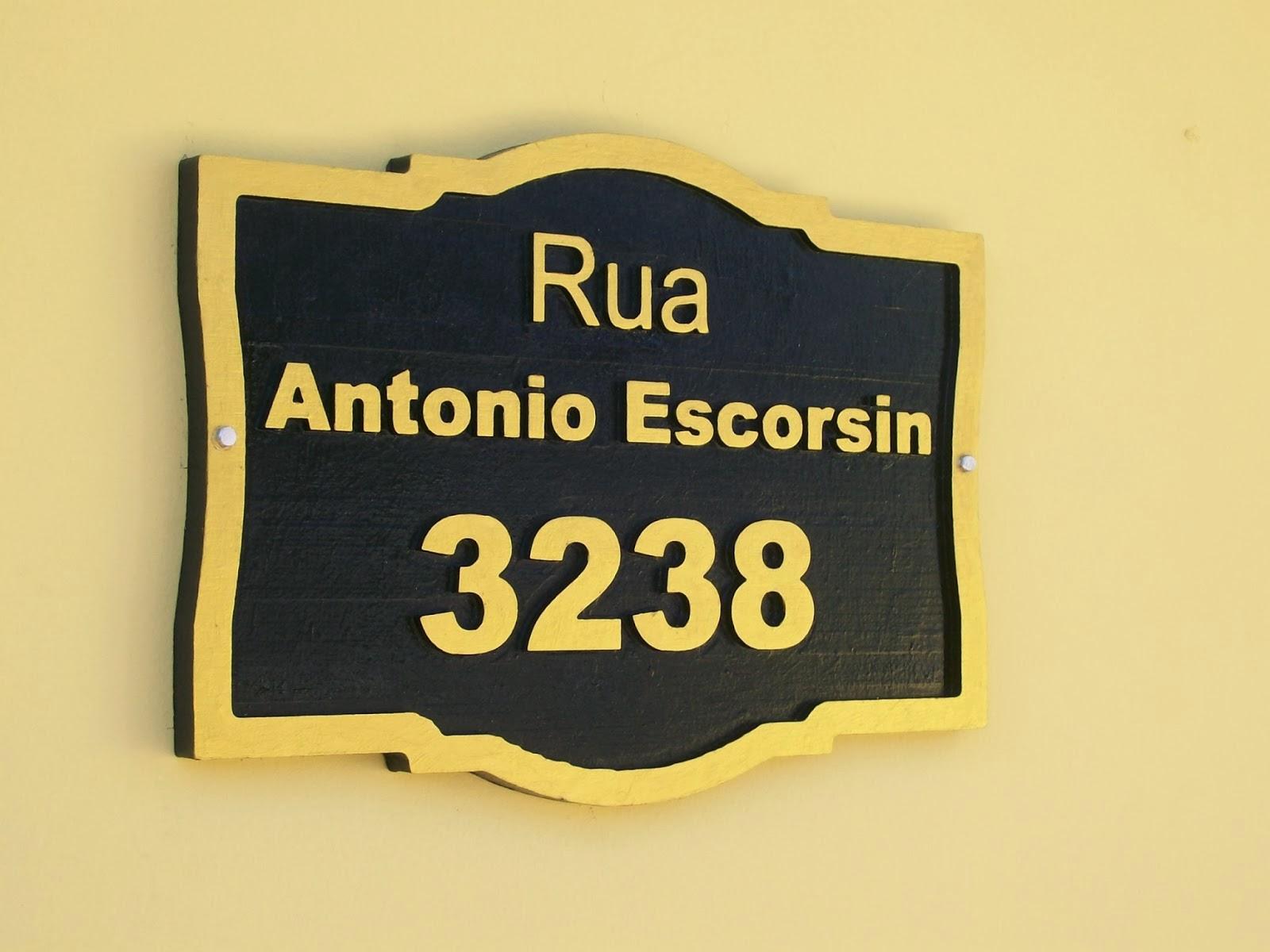 numero de casas com nome de rua