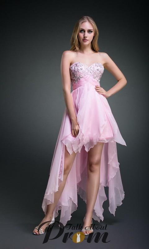 maisocalledlife: Prom 101 : Hi-Lo Dresses ideas