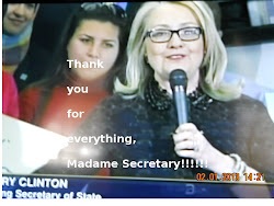 Thank you for everything, Mme. Secretary!!!!