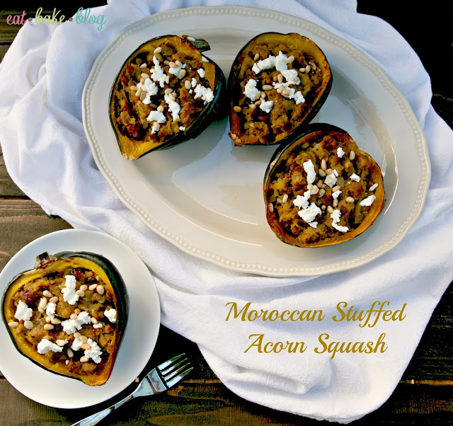 Winter squash makes an ideal vessel for stuffing, and the acorn ...